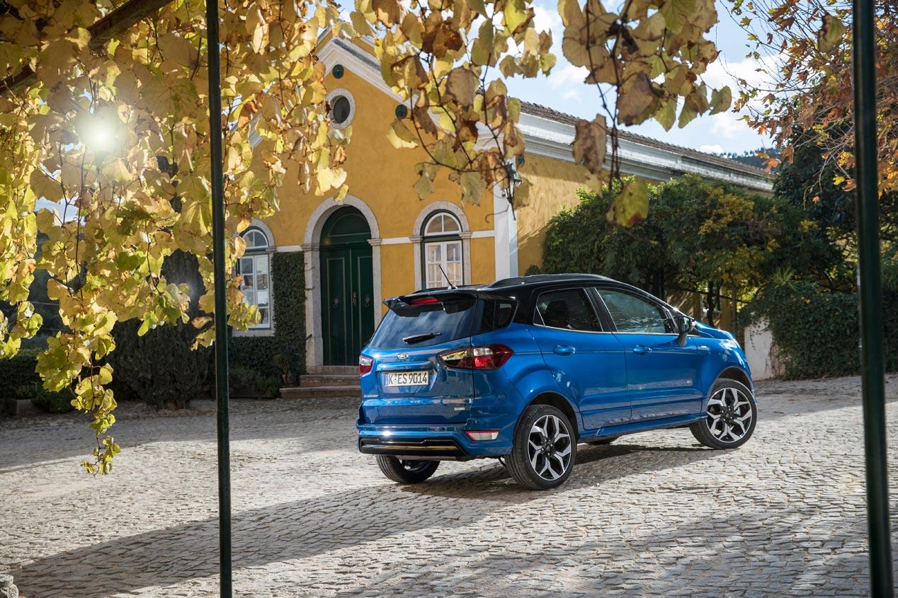 Ford EcoSport: un SUV para escapar de la rutina