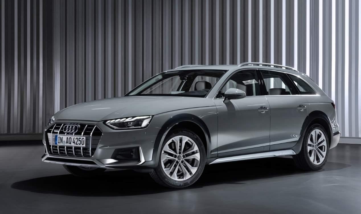 Audi S4 TDI y A4 Allroad quattro: las versiones más atractivas del A4