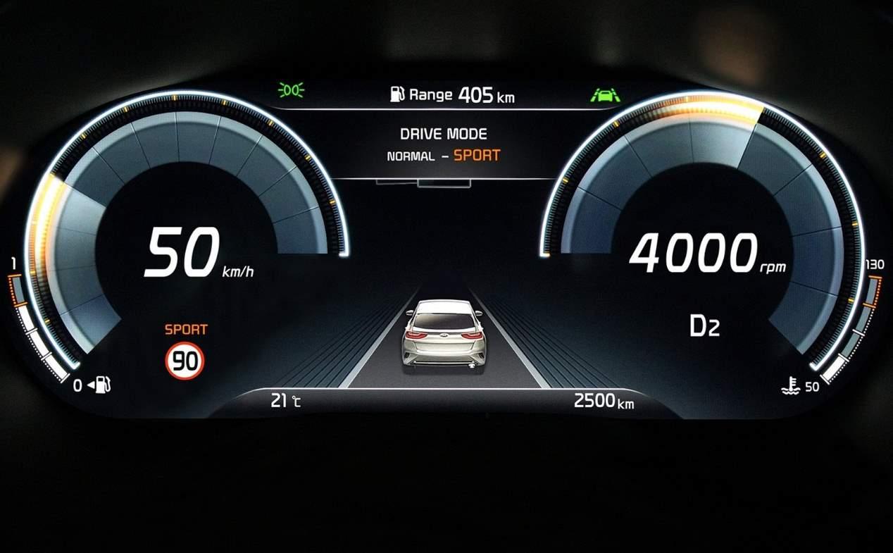 Kia XCeed: las mejores fotos del Ceed SUV