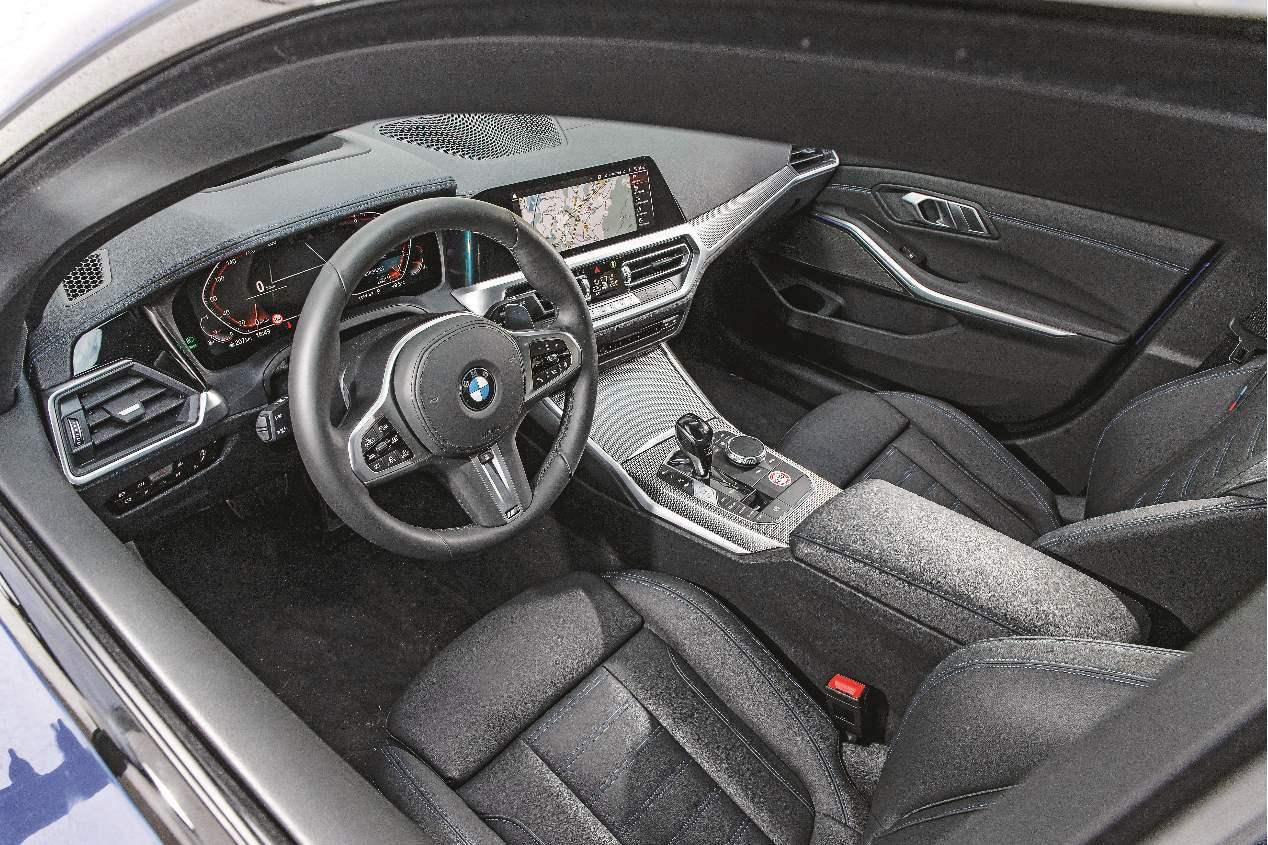 Comparativa de berlinas diésel: BMW 320d vs Mercedes C 220 d