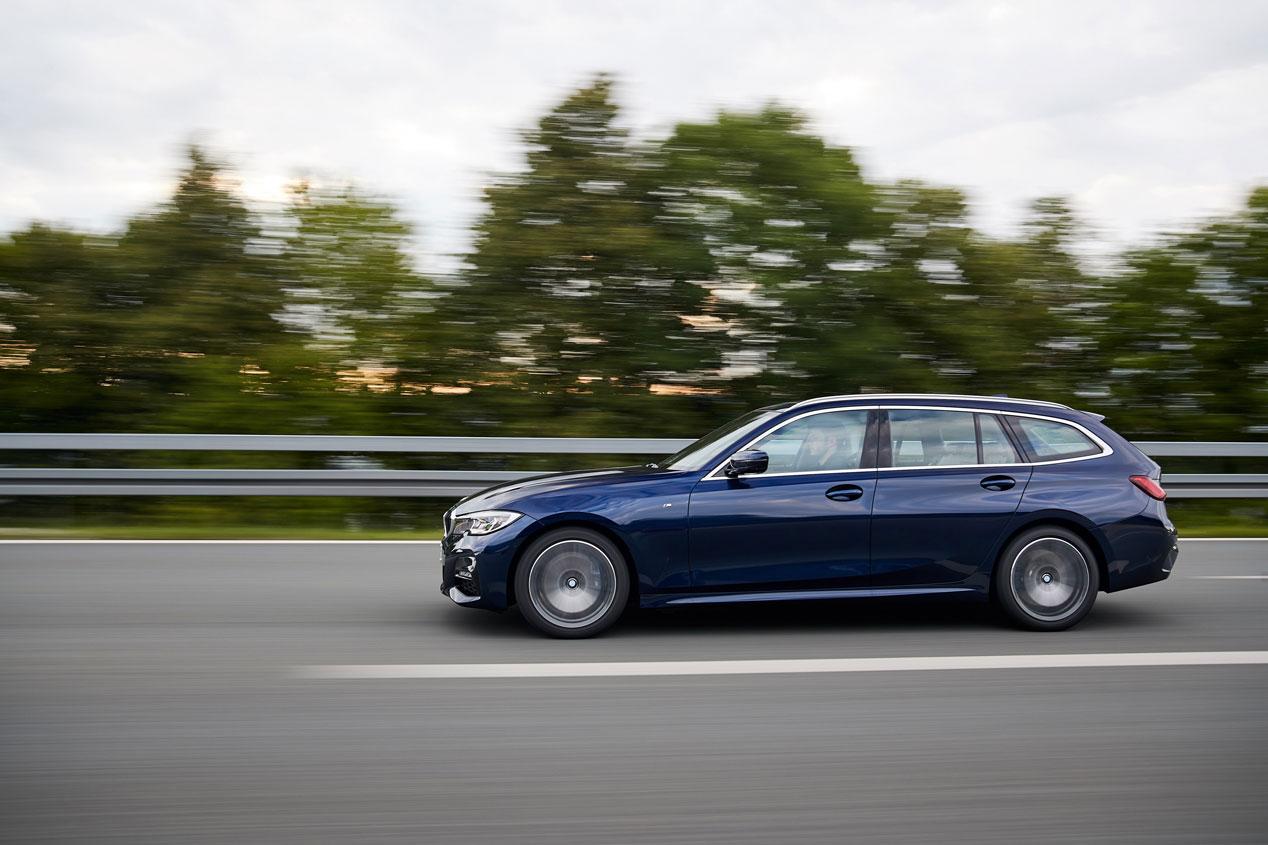 Nuevo BMW Serie 3 Touring, sus mejores fotos