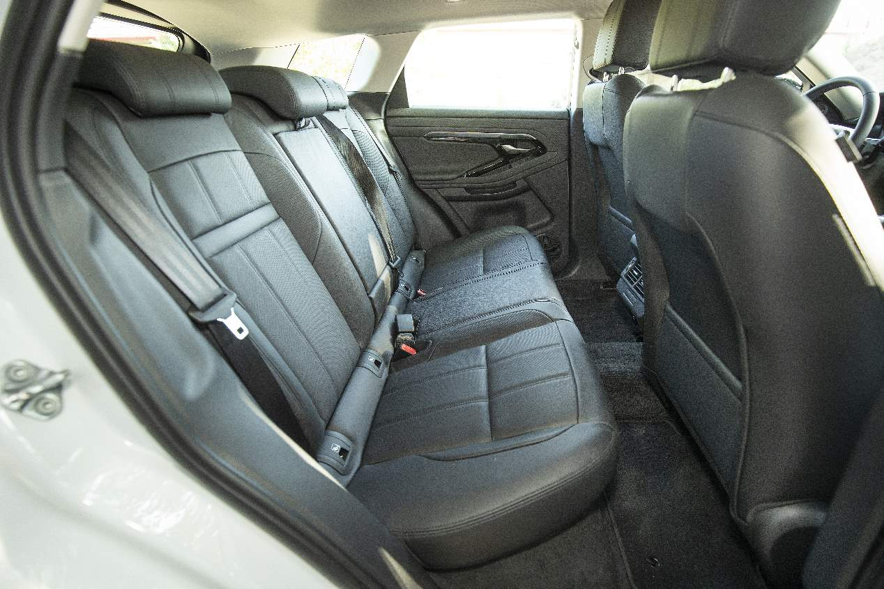 Prueba SUV: Range Rover Evoque 2.0 D180