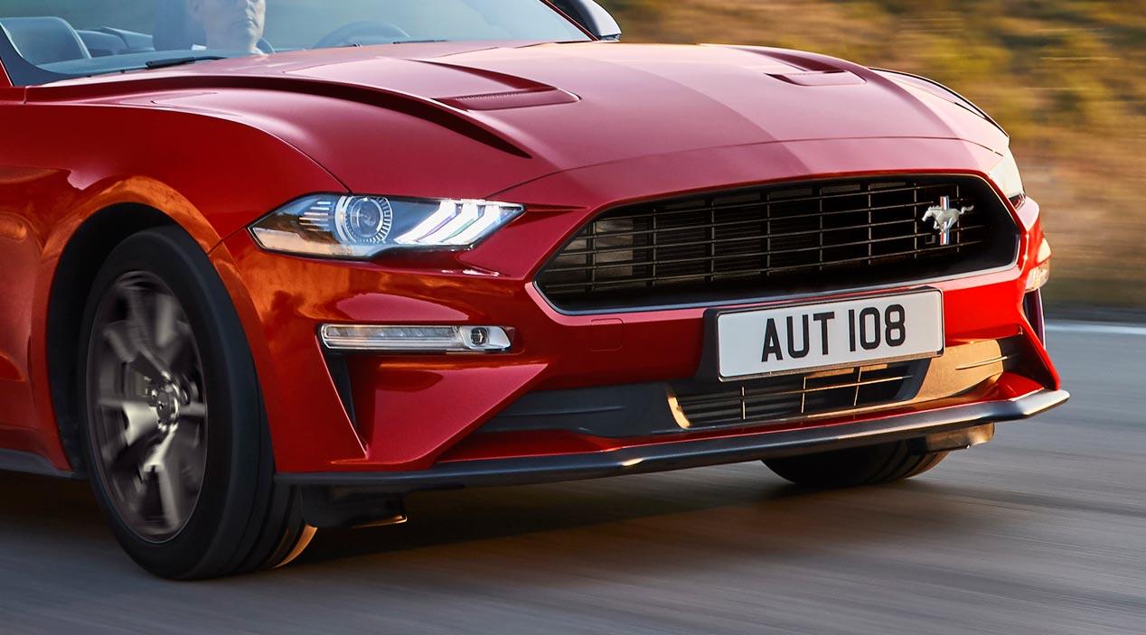 Nueva edición especial Ford Mustang55