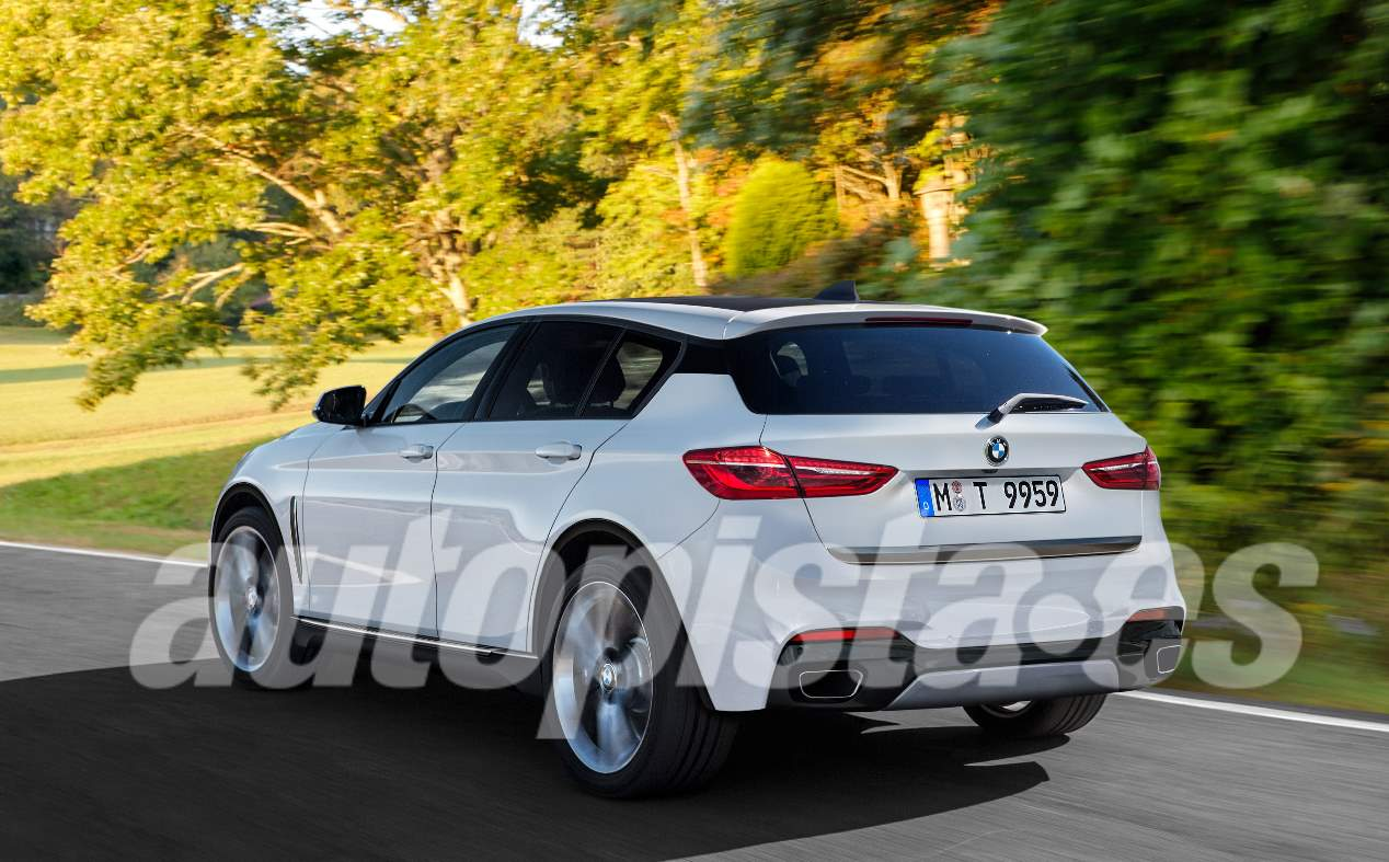 BMW Urban X/Urban Cross: el SUV más pequeño de BMW toma forma