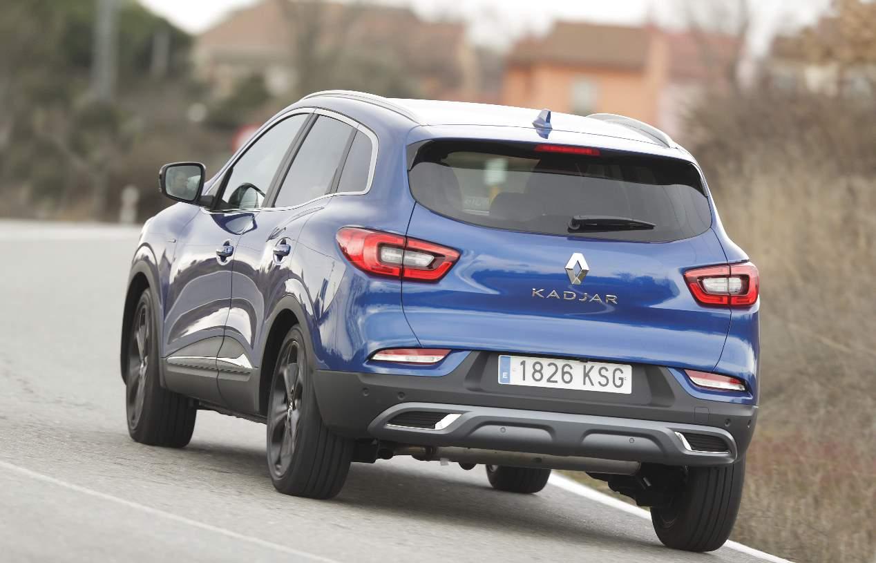 Renault Kadjar: tu nuevo SUV, por poco más de 17.000 euros
