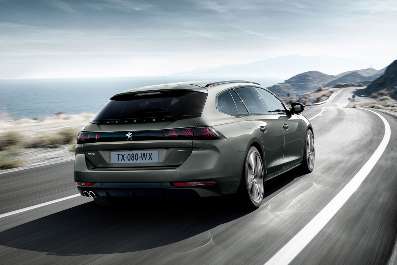 Peugeot 508 SW 2019: ¿el nuevo familiar de moda?