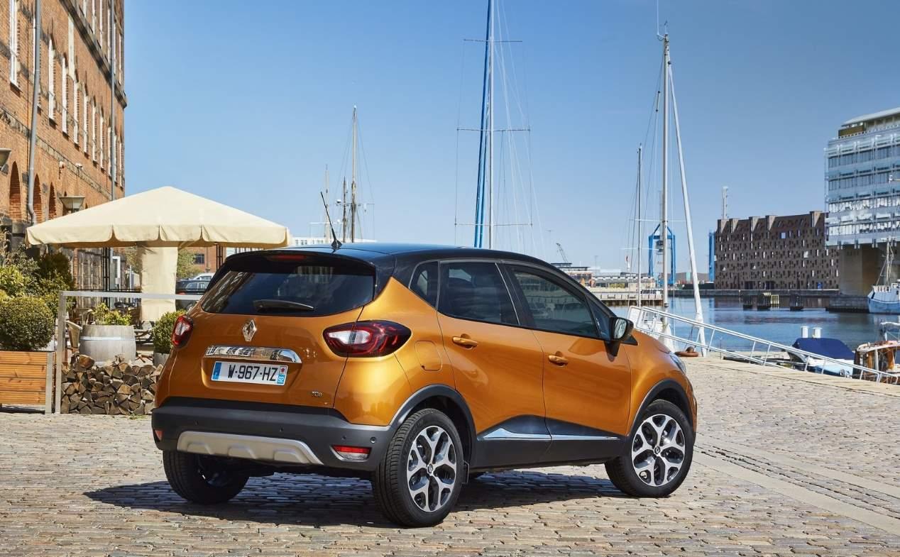 Los Renault Captur I y Captur II 2020, en fotos