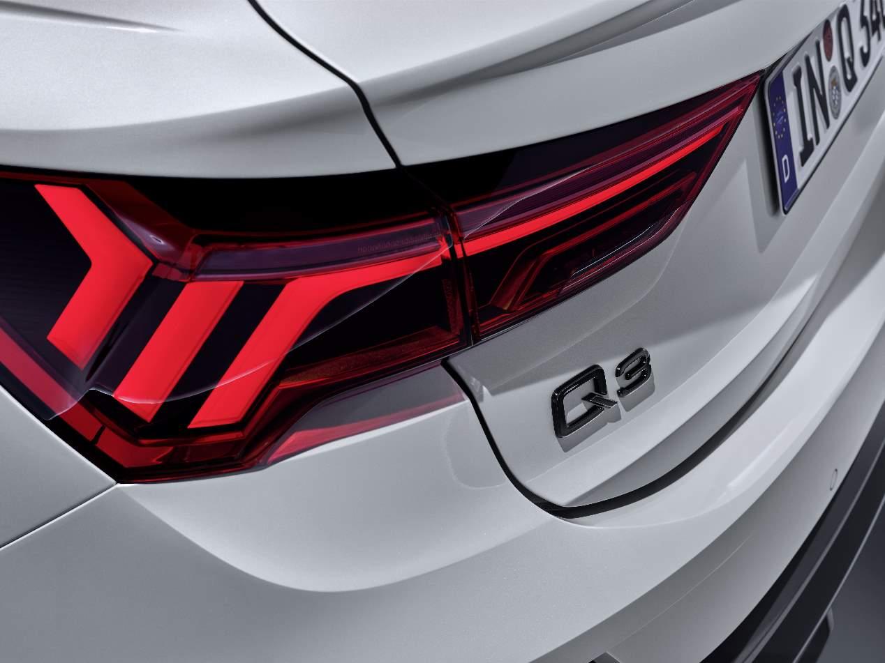 Tres nuevos SUV, frente a frente: Audi Q3 Sportback, Mazda CX-30 y Ford Kuga