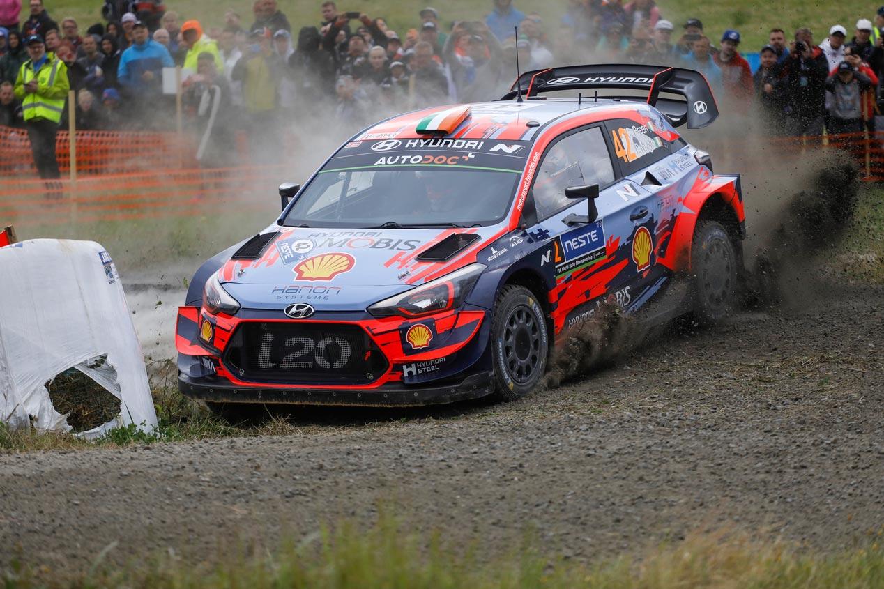 Rally de Finlandia 2019: Ott Tänak vence y toma distancia en el Mundial