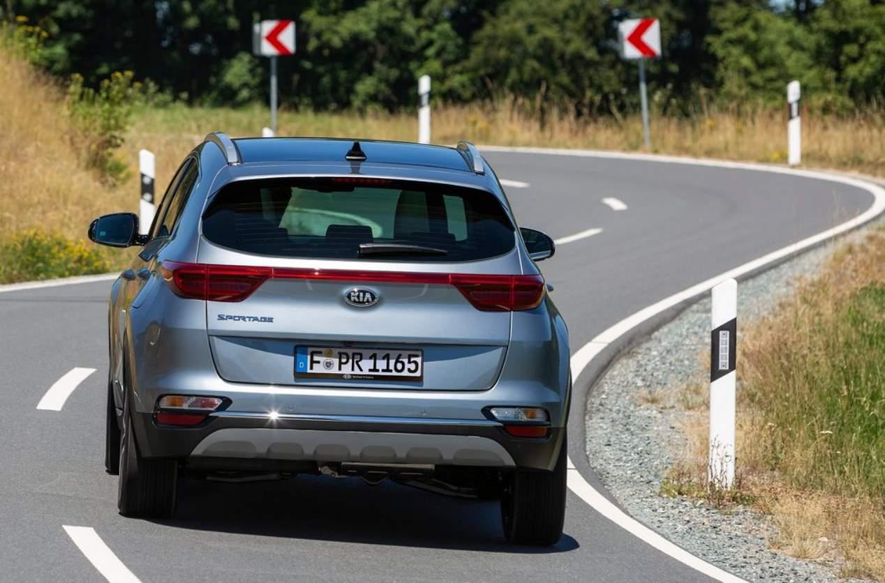 El Kia Sportage, en oferta en agosto desde 17.500 euros