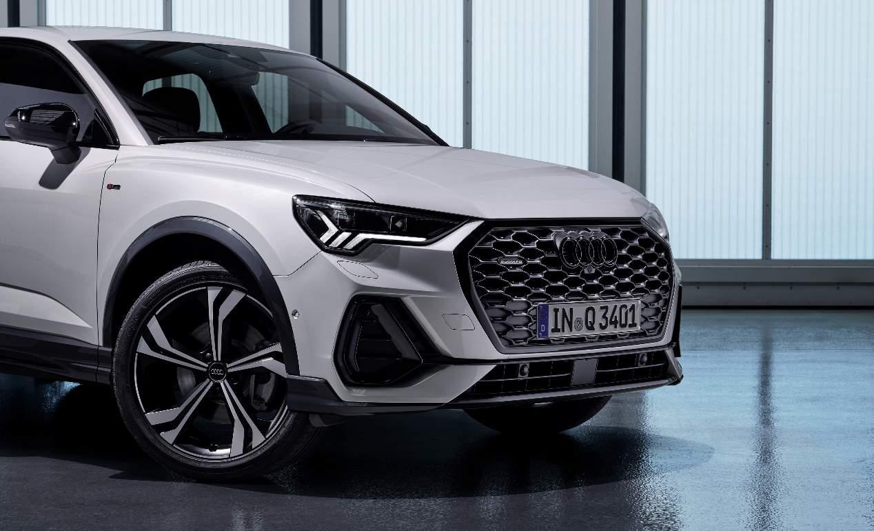 El nuevo Audi Q3 Sportback, ya a la venta en España