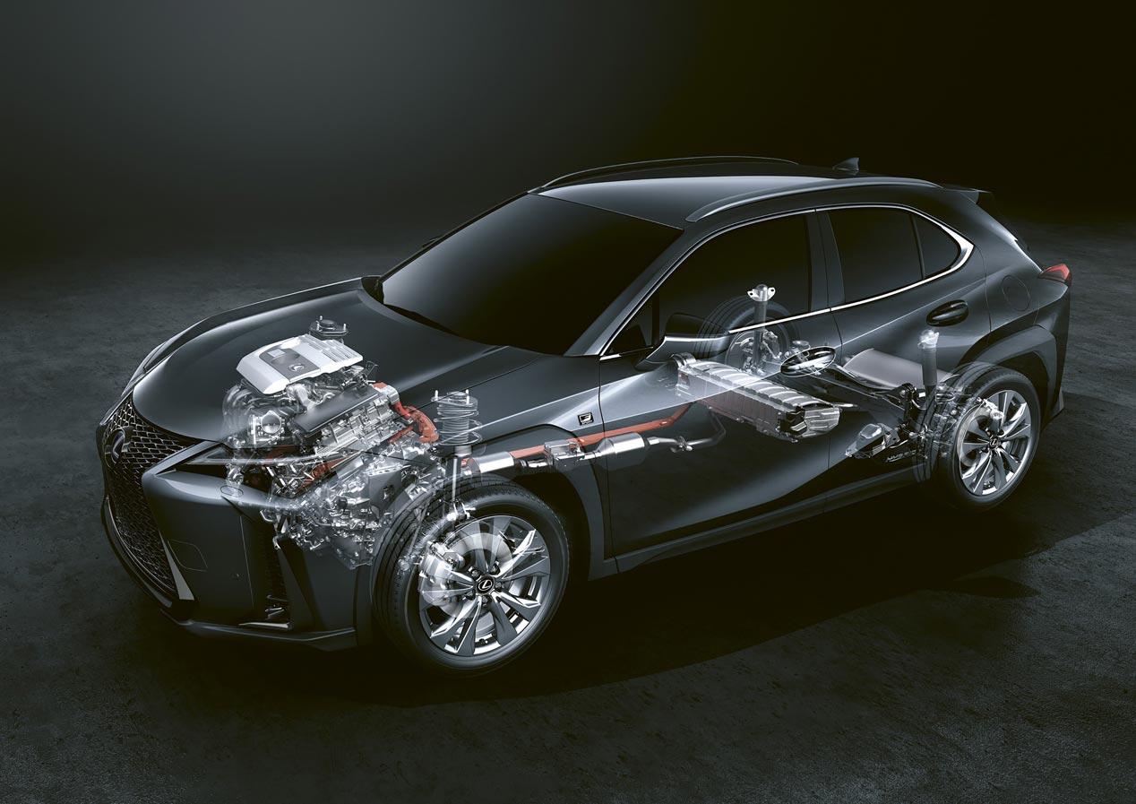 Lexus UX 250h: tecnología, eficiencia, dinamismo, seguridad y mucho más