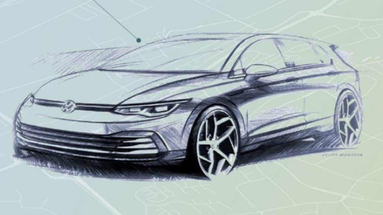 VW Golf 8: su producción y presentación, en octubre