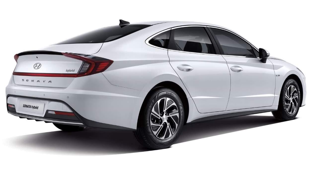 Hyundai Sonata Hybrid 2020: un híbrido con hasta 1.300 km de autonomía