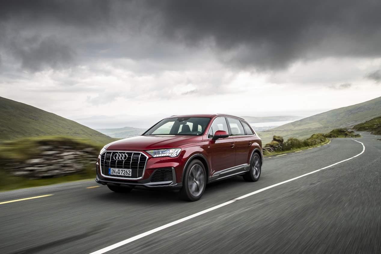 El Audi Q7 2020, ya a la venta en España