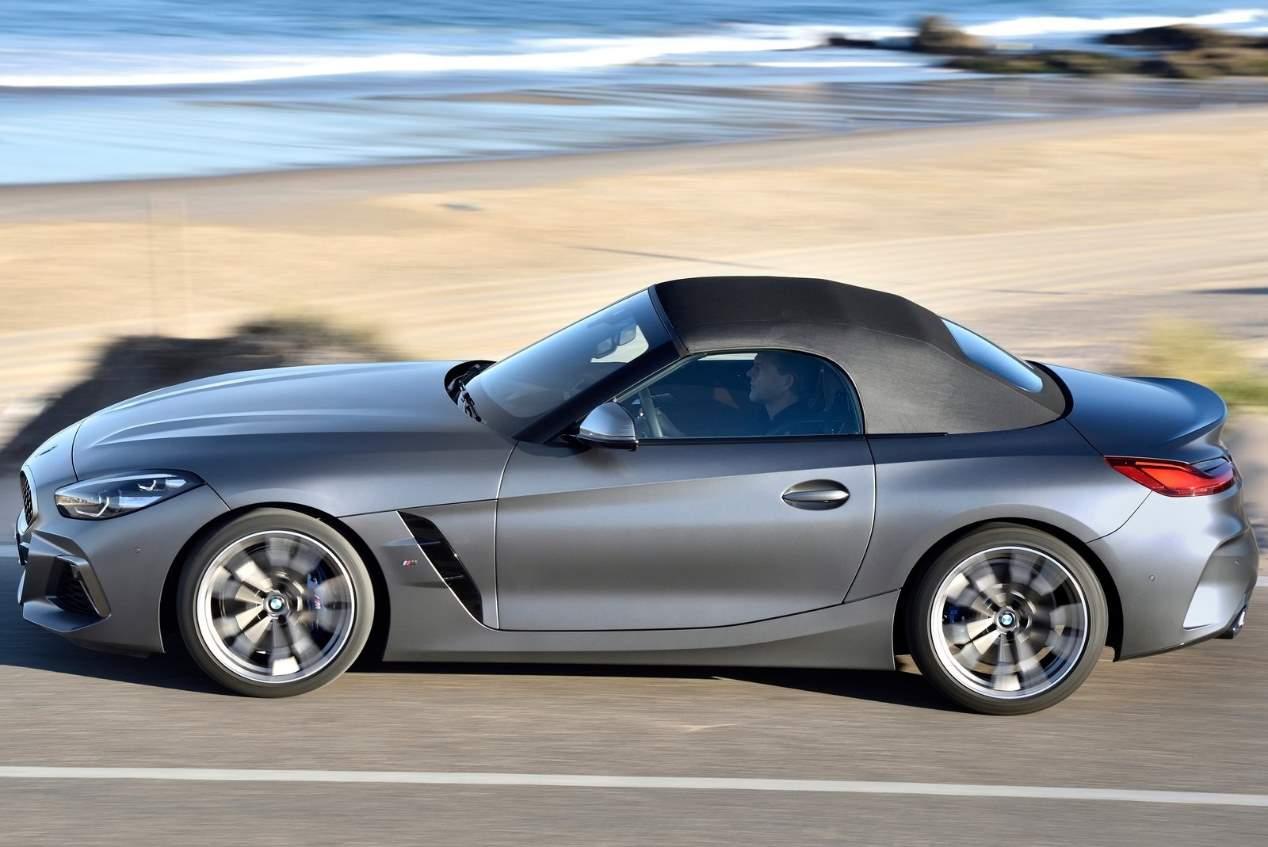 Llega a España el BMW Z4 2019 con cambio manual