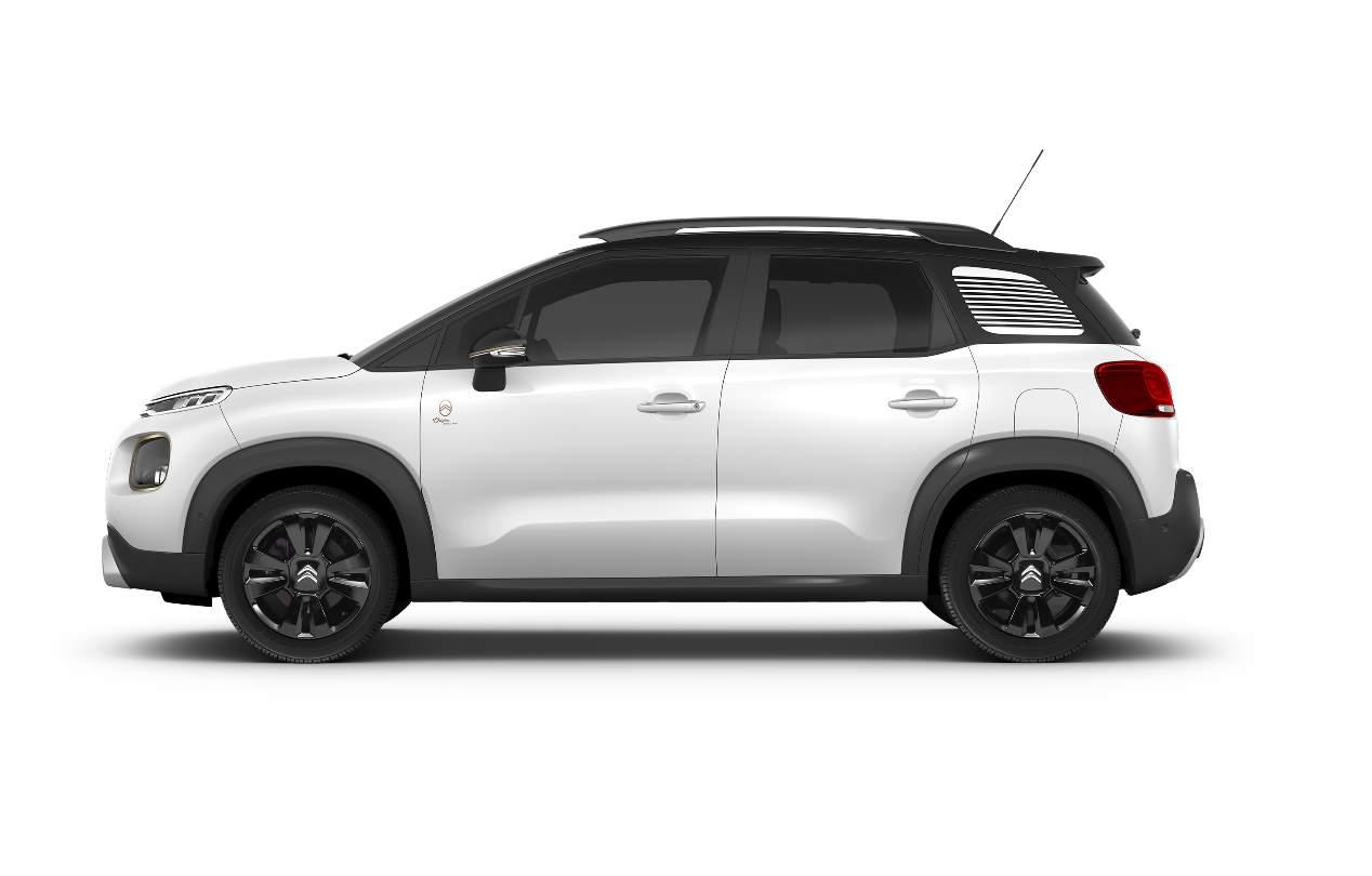El nuevo Citroën C3 Aircross Origins, en imágenes