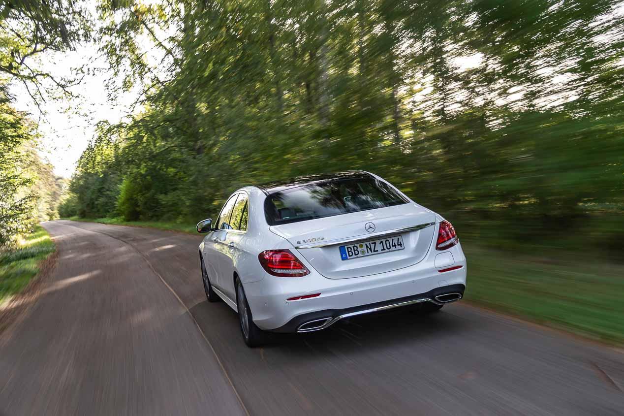 Los Mercedes más limpios, sus mejores fotos