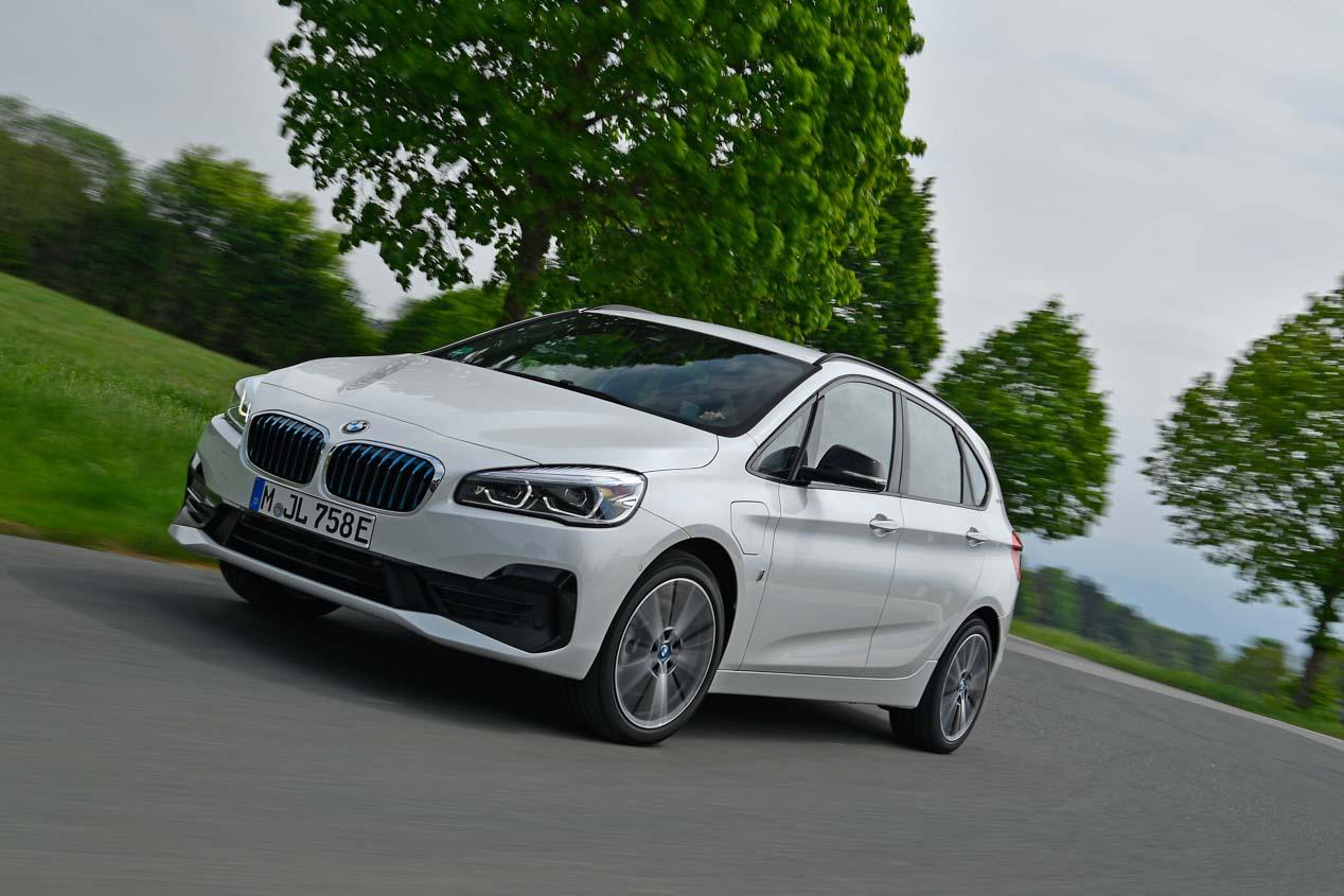 BMW 225 xe Active Tourer: estrena batería de mayor capacidad
