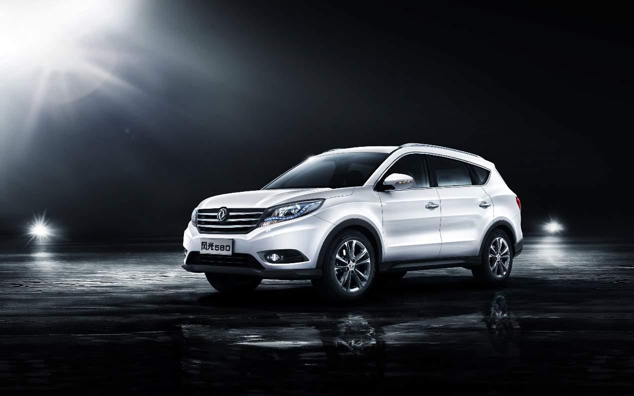 Dongfeng DFSX 580: ya a la venta en España el nuevo SUV chino