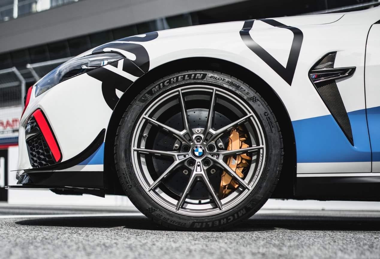 BMW M8 MotoGP Safety Car: las mejores fotos del nuevo coche de seguridad