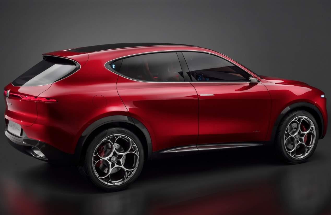 Alfa Romeo Tonale: el nuevo SUV compacto, en 2020