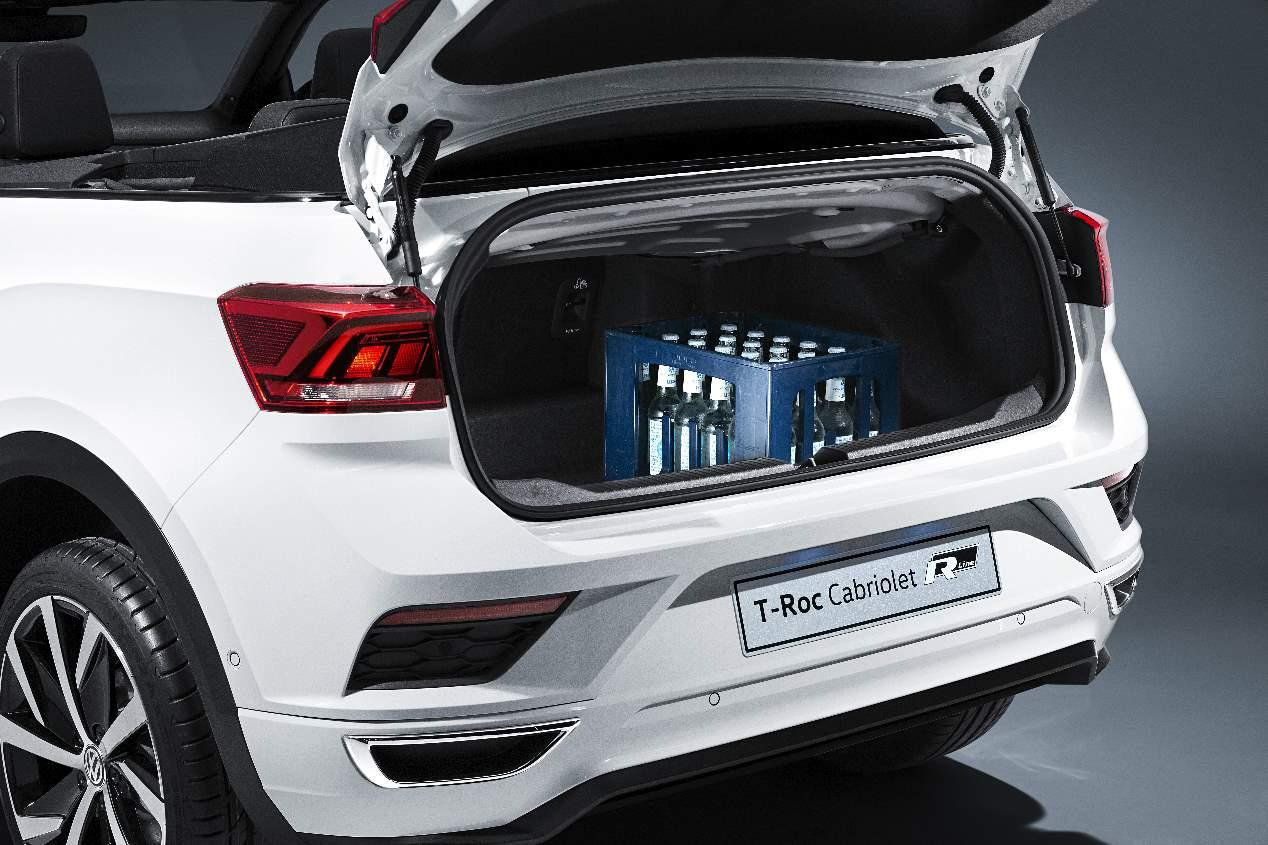 VW T-Roc 2020: las mejores fotos oficiales del nuevo SUV descapotable