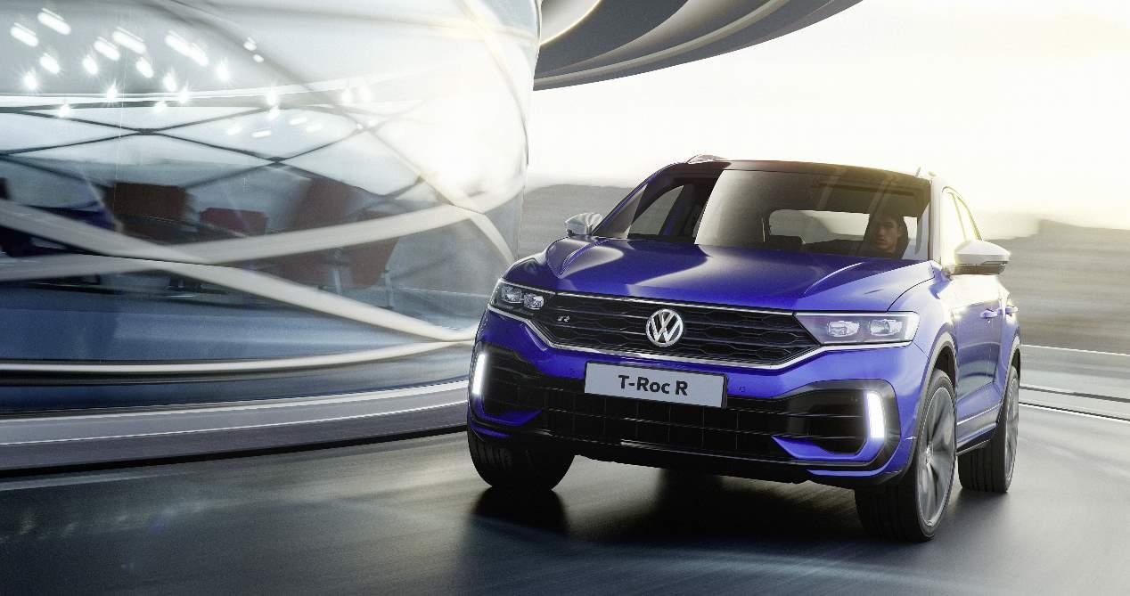 El VW T-Roc R, ya a la venta en Europa