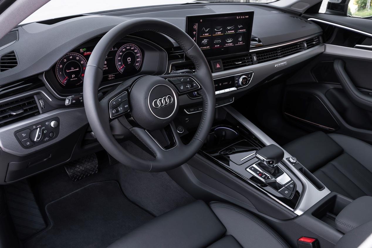 Audi Q5 2021 Asi Sera El Nuevo Suv Novedades Autopista Es