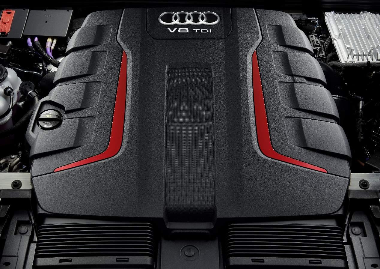 El Audi SQ8 diésel TDI, ya a la venta en España