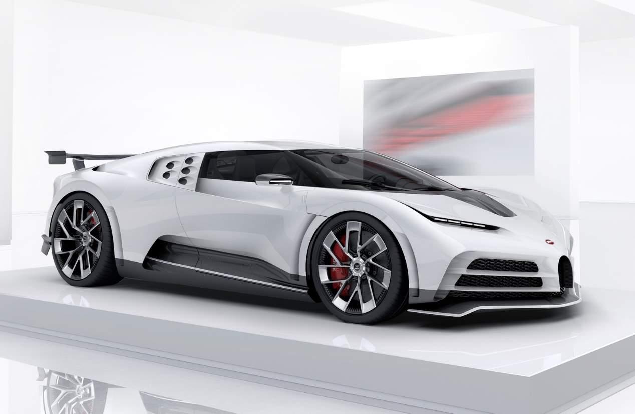 Bugatti Centodieci: el nuevo coche de los Dioses