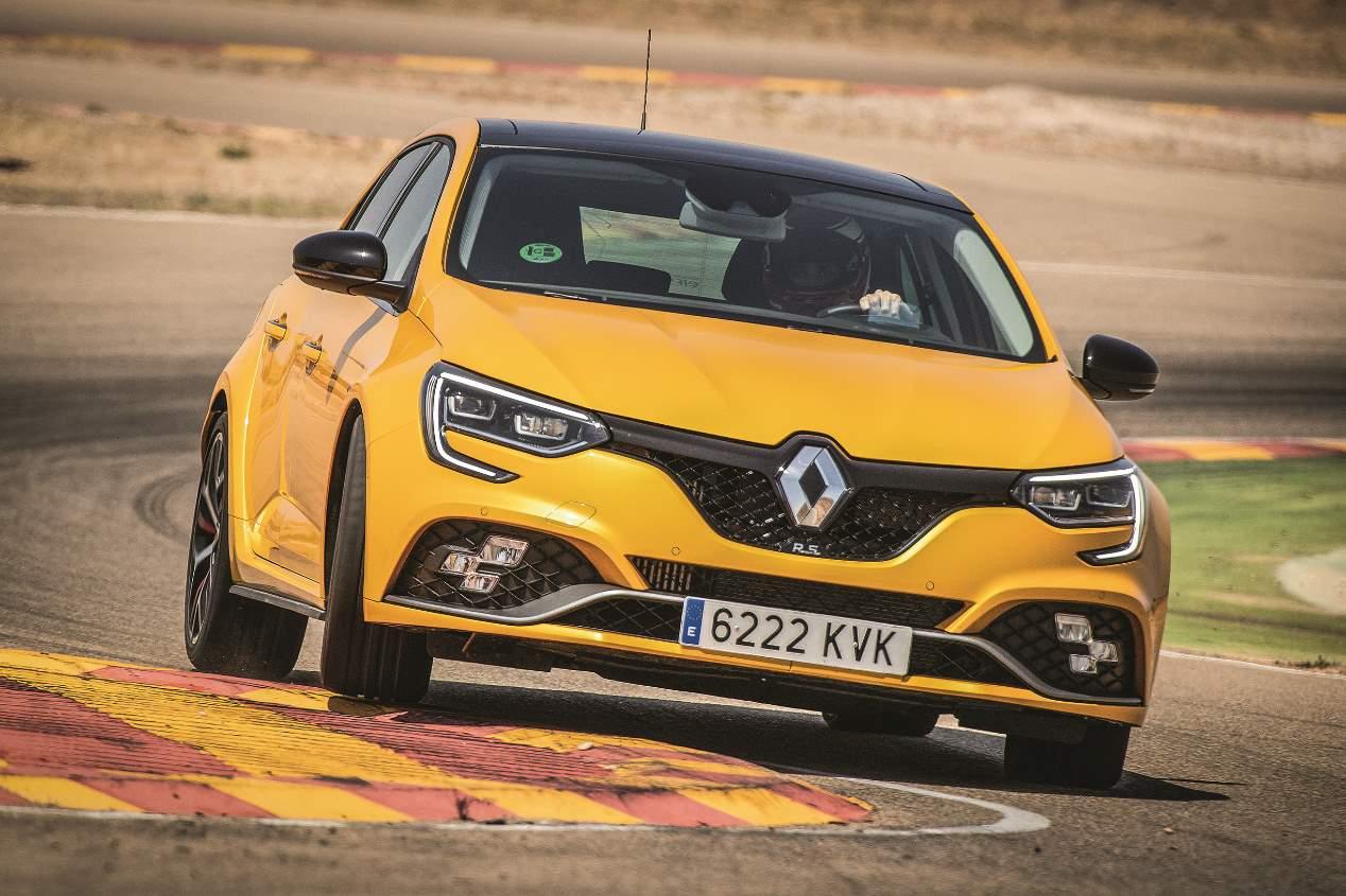 Renault Mégane R.S. Trophy, a prueba uno de los mejores compactos deportivos
