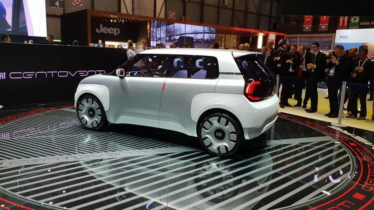 Las novedades de Fiat: nuevos 500, Panda 2021, otro SUV....