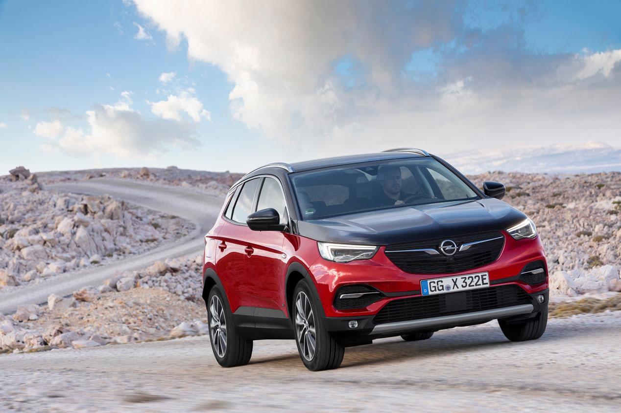 Las novedades de Opel en el Salón de Frankfurt: Corsa, Astra y Grandland X Hybrid4