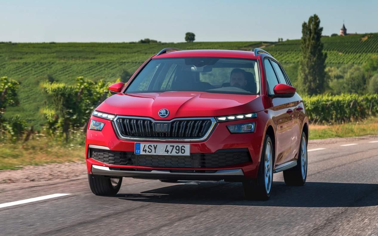 Skoda Kamiq 2020: las mejores imágenes oficiales del nuevo SUV urbano