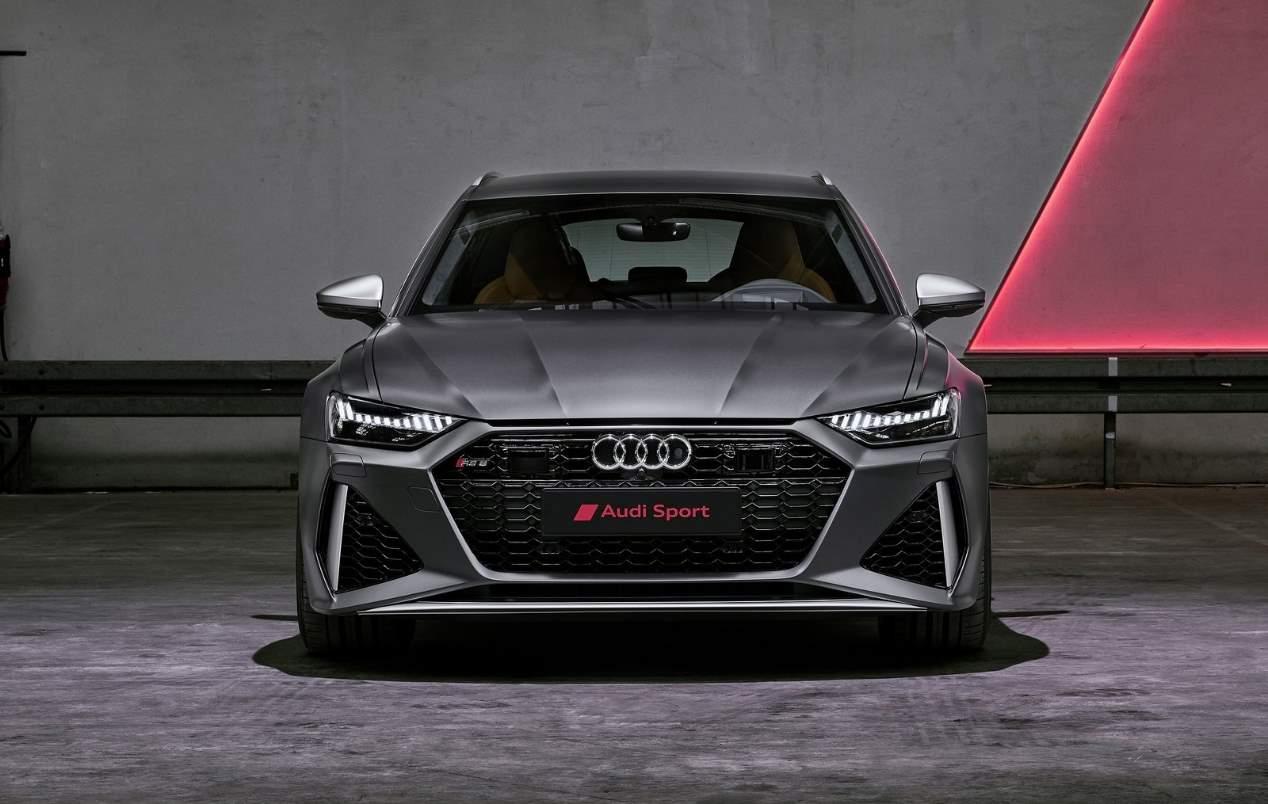 Audi RS 6 Avant 2020: las mejores fotos del nuevo familiar deportivo