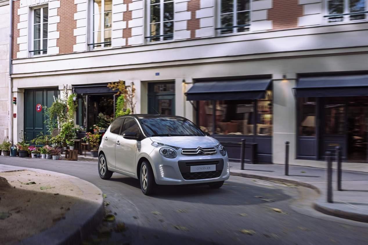 Citroën C1 Origins, las mejores fotos de la nueva serie especial