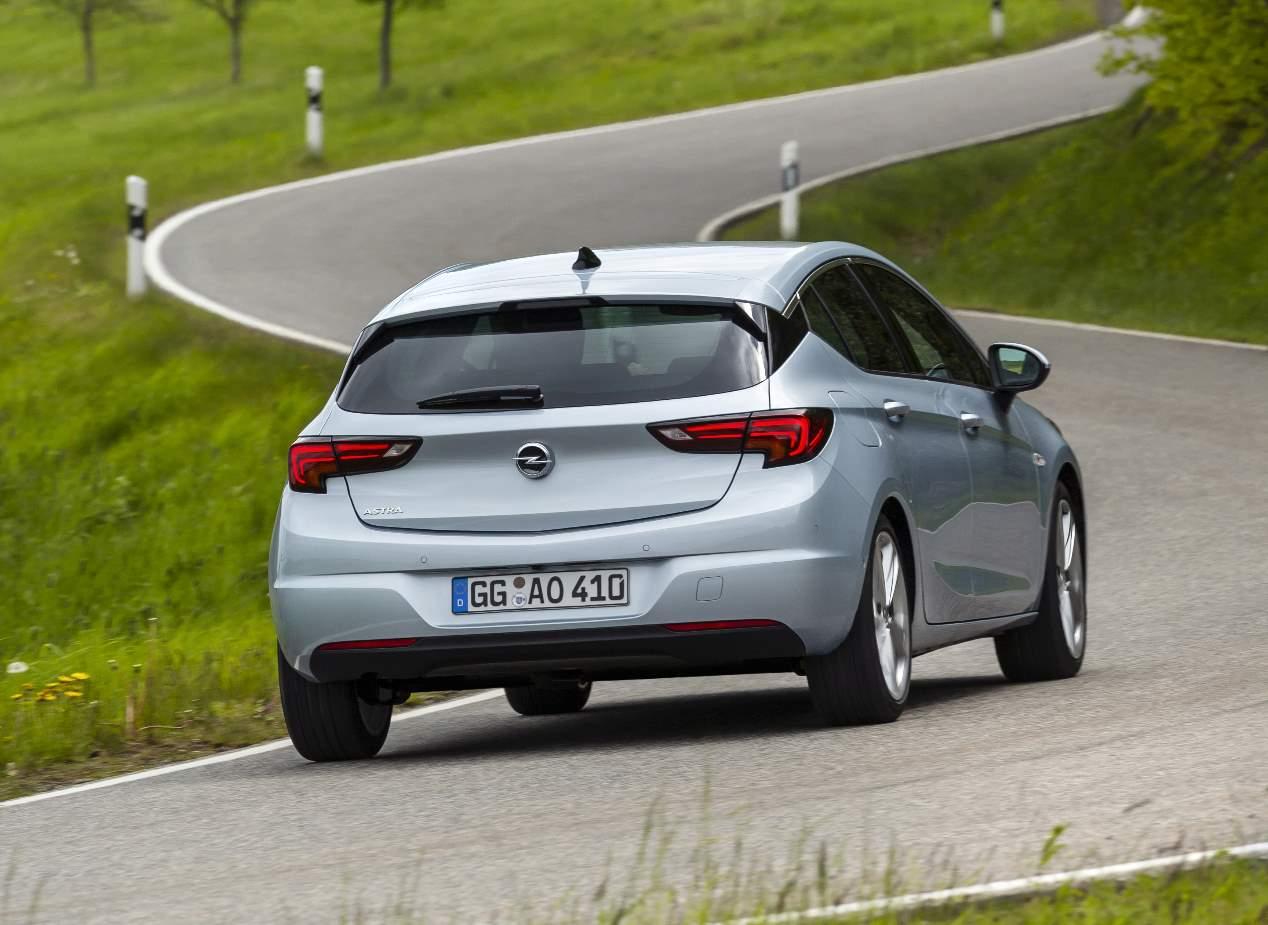El Opel Astra 2019, ya a la venta en algunos mercados europeos
