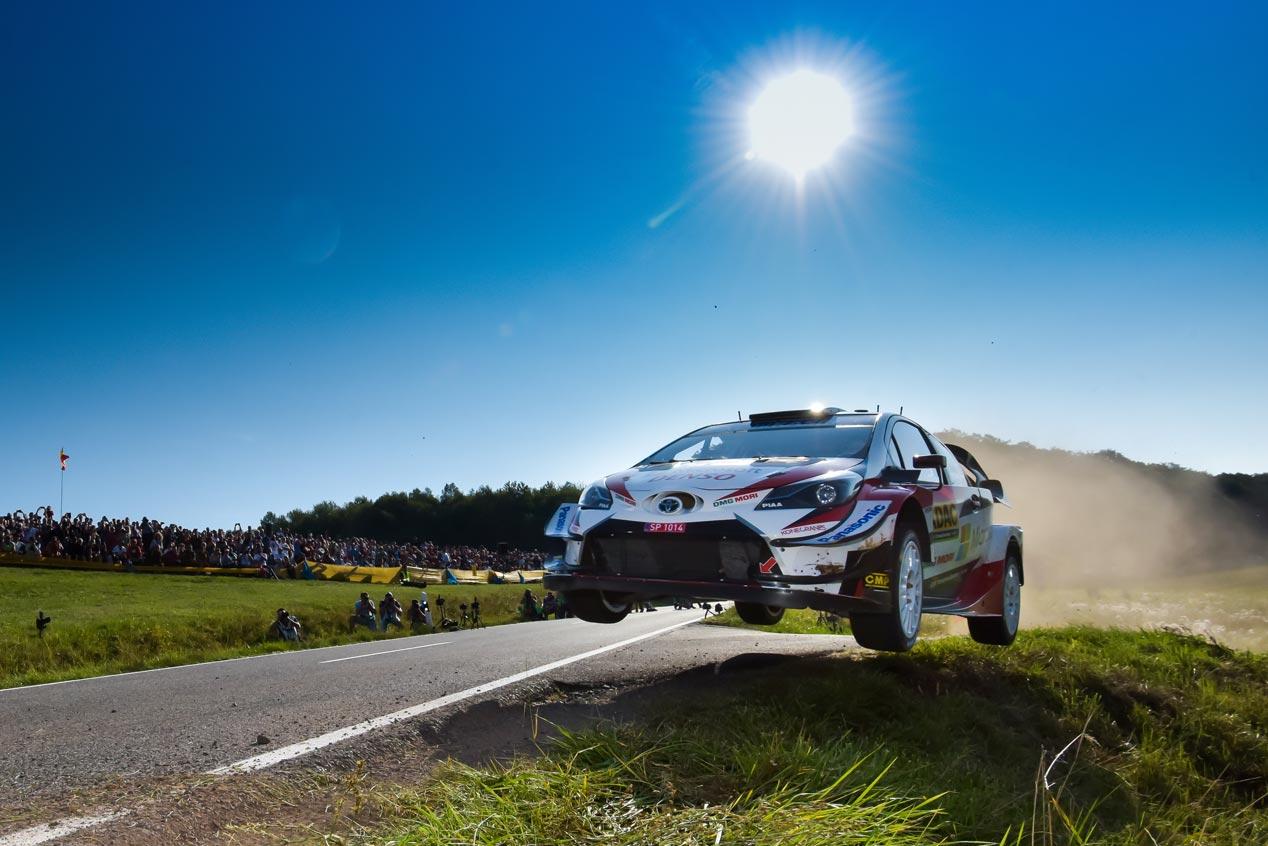 Rally de Alemania 2019: triplete de Toyota y victoria de Tänak