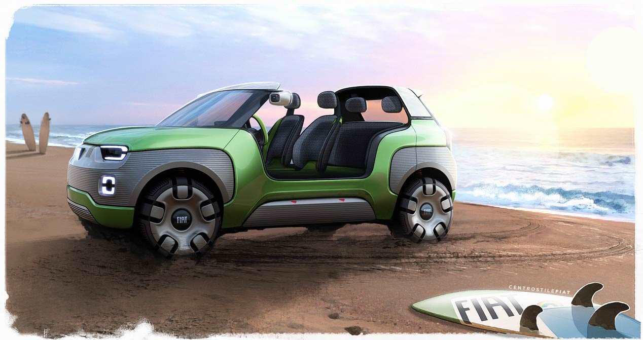 Fiat Panda 2021: así será el nuevo utilitario, también con versión eléctrica