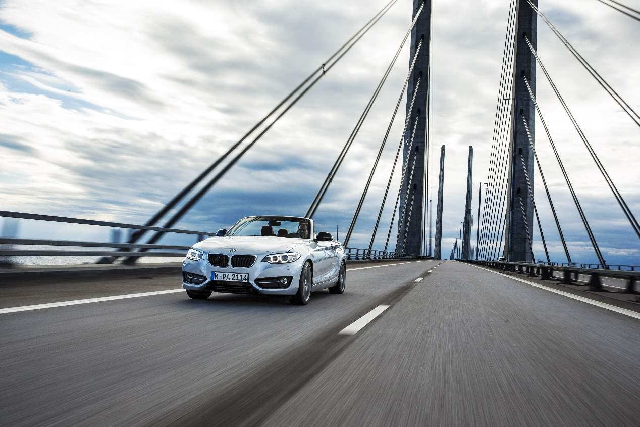 A prueba el BMW Serie 2 Cabrio 230i