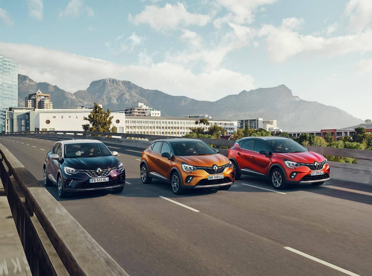 Todos los Renault que vienen hasta 2023