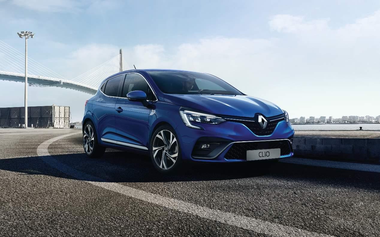Los secretos del Renault Clio 2019, a la venta en septiembre