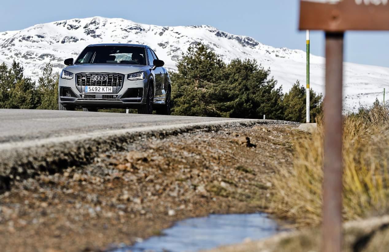 A prueba el Audi SQ2, un SUV deportivo y ágil