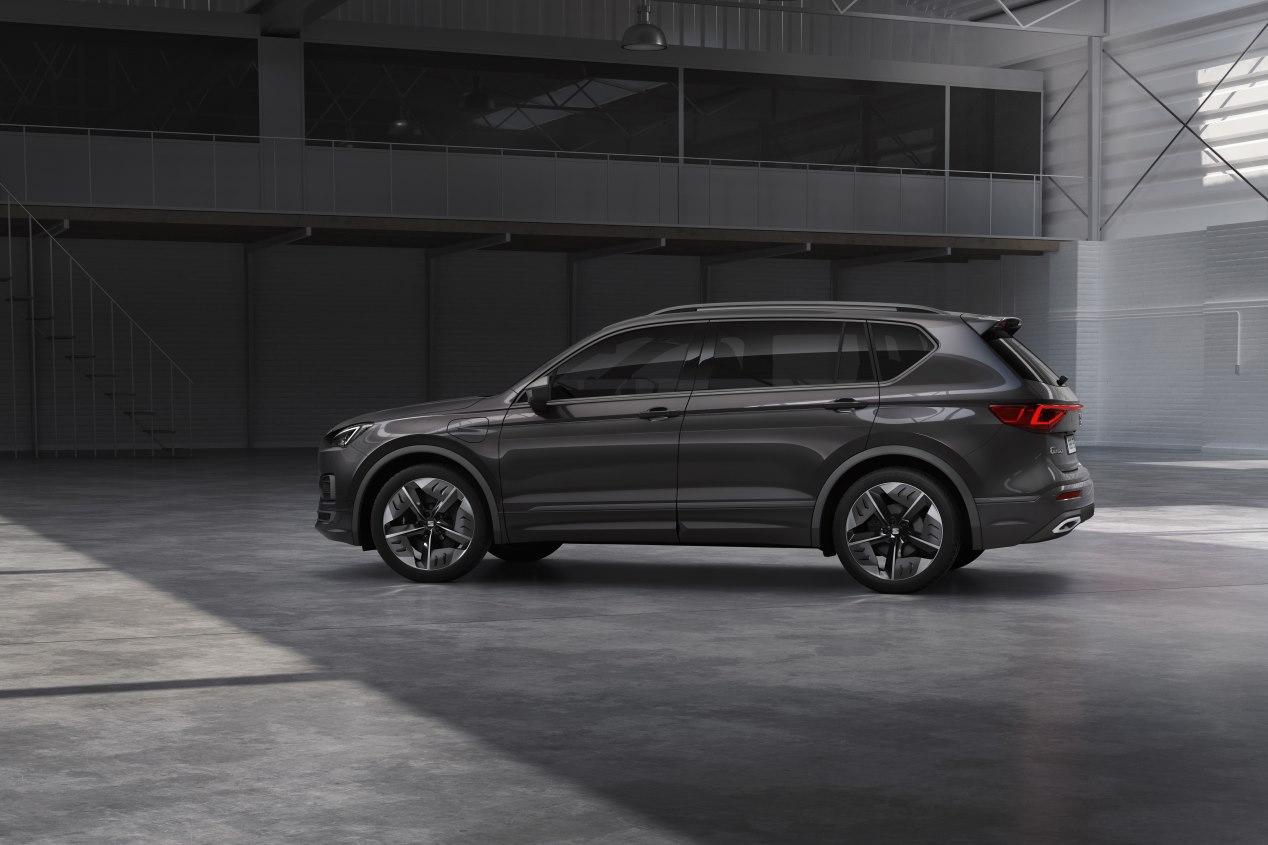 Seat Tarraco FR PHEV: el nuevo SUV se presenta en el Salón de Frankfurt