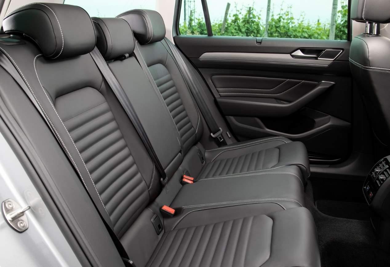 El VW Passat híbrido enchufable, ya a la venta en Europa en su gama 2019