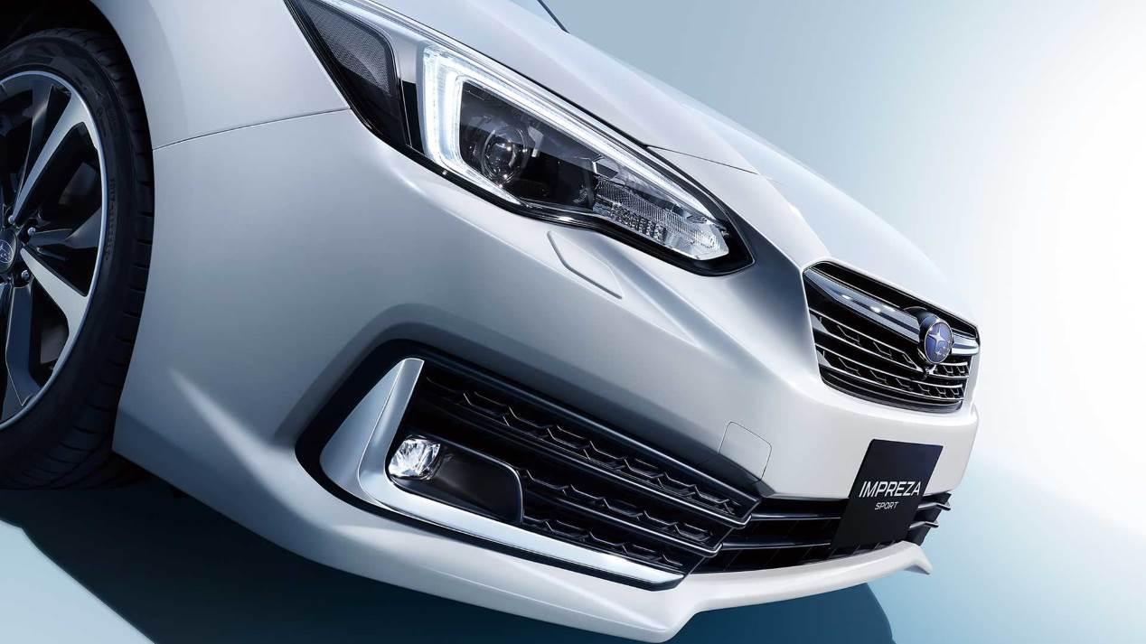 Subaru Impreza 2020: primeras fotos del nuevo compacto