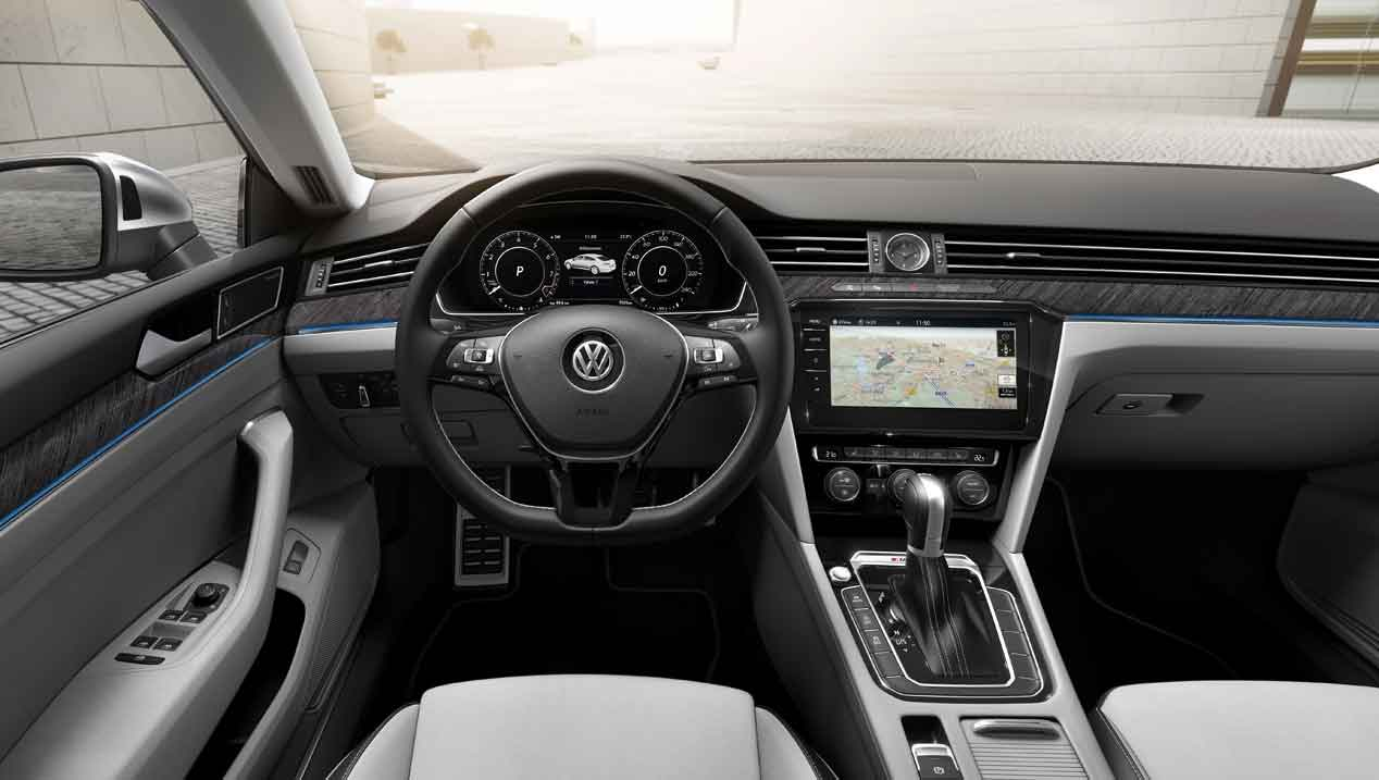 Volkswagen Shooting Brake 2020: así será el nuevo familiar coupé