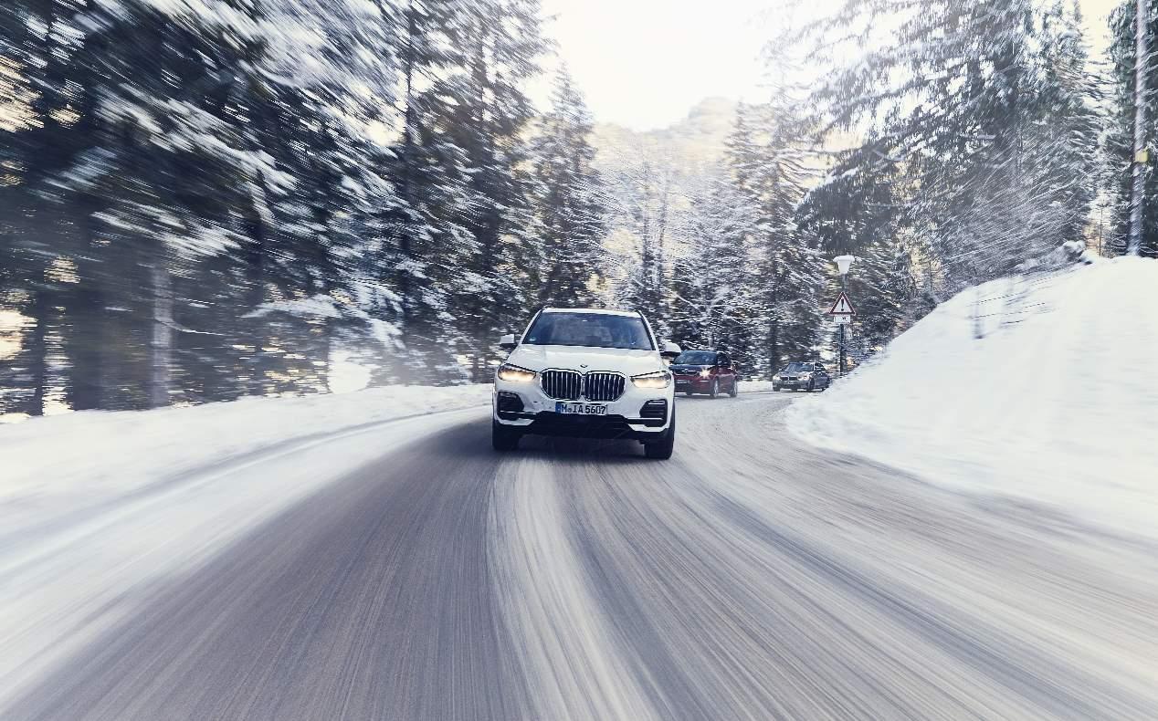 BMW X5 xDrive45e: las mejores fotos del nuevo SUV híbrido enchufable