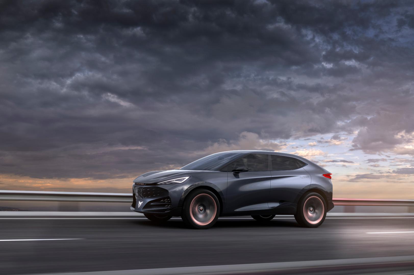 Cupra Tavascan 2020: el nuevo SUV deportivo eléctrico, en FOTOS